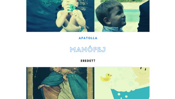 Manófej – eredet